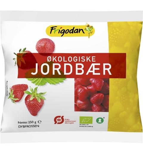ØKOLOGISKE JORDBÆR 250g