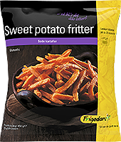 SWEET POTATO FRITTER 450g