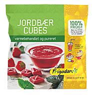 JORDBÆR CUBES 300g